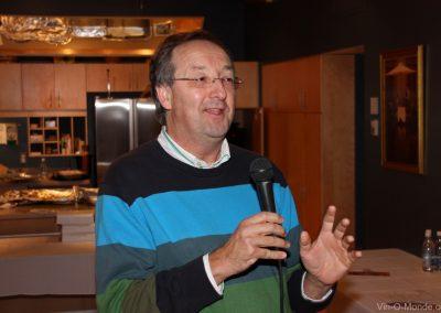 2008-11-21 Notre membre historien, Alain Laberge