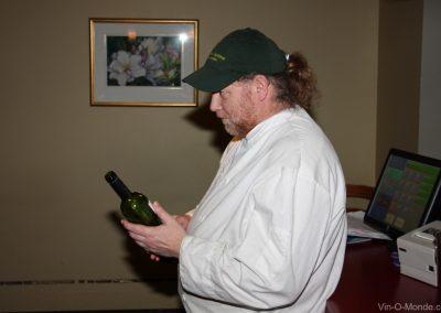 2009-02-04 Guy Théberge, chef et propriétaire de La Girolle
