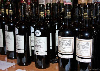2009-03-24 Les vins du Château de Gaudou au Bistro La Cohue