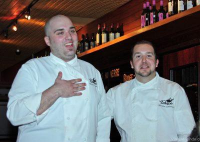 2009-03-24 Merci à l'équipe du Bistro La Cohue !