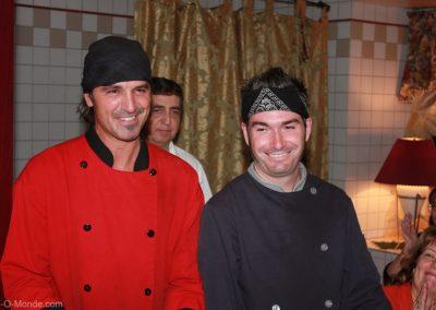 2010-09-14 Merci à l'équipe du restaurant William 1er !