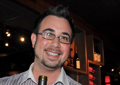 2010-11-05 Notre vice-président, Sébastien Villeneuve
