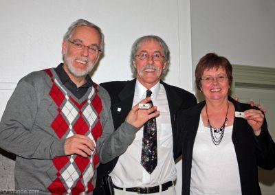 2011-04-29 Félicitations Pierre et Hélène !