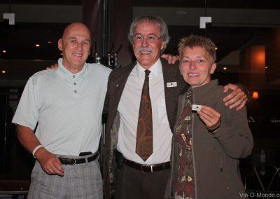 2011-09-22 Félicitations Pierre et Claudine !