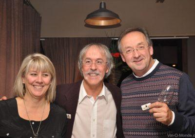 2011-10-28 Félicitations Maryse et Alain !