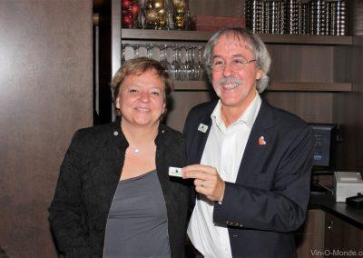 2011-11-17 Félicitations Odile !
