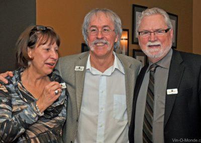 2012-02-01 Félicitations Diane et Sabin !