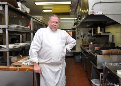 2012-07-09 Guy Théberge, chef et propriétaire de La Girolle