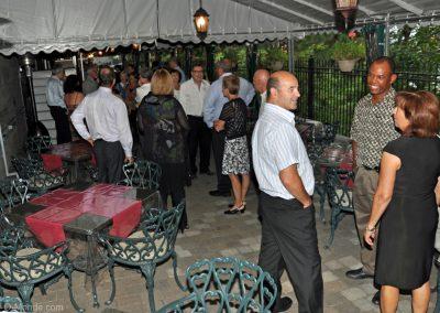 2012-09-14 Mess des Officiers de la Citadelle de Québec