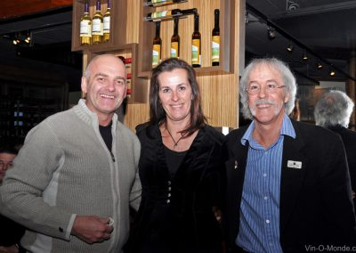 2012-11-09 Félicitations Normand et Marie-France !
