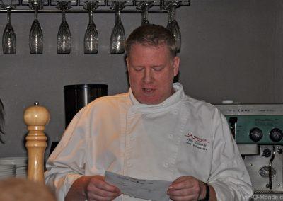 2013-02-06 Guy Théberge, chef et propriétaire du restaurant La Girolle