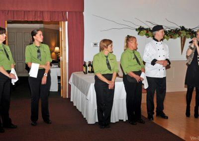 2013-11-08 Merci à toute l'équipe du Club de Golf de Cap-Rouge !