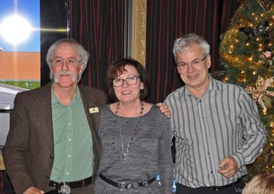 2015-12-09 Félicitations Micheline et Gilbert !