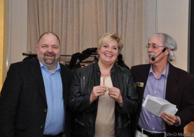 2016-04-03 Félicitations Denis et Nathalie !