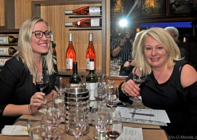 2018-02-20 Caroline Leblanc et ManonBélanger