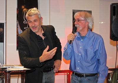 2018-05-17 Bernard Pallisé et notre président, Michel Flamand