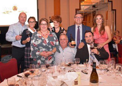 2018-09-29 Gala 10e anniversaire - Table Nebbiolo
