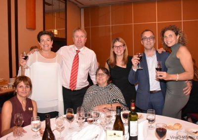 2018-09-29 Gala 10e anniversaire - Table Merlot