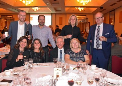 2018-09-29 Gala 10e anniversaire - Table Carignan