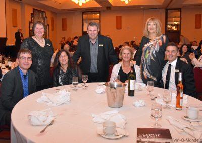 2018-09-29 Gala 10e anniversaire - Table Chenin blanc