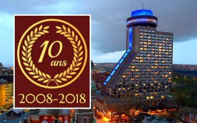 Retour sur notre Gala 10e anniversaire