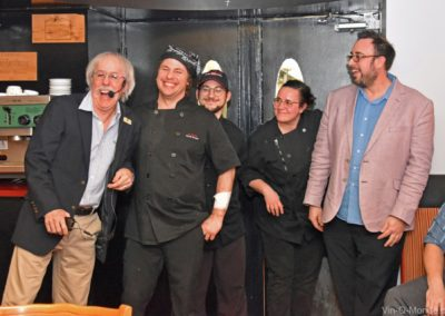 2019-02-06 Merci à toute l'équipe du restaurant La Girolle !