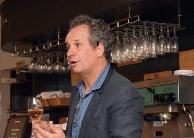 2019-04-24 Laurent Bunan nous présente son premier vin rosé