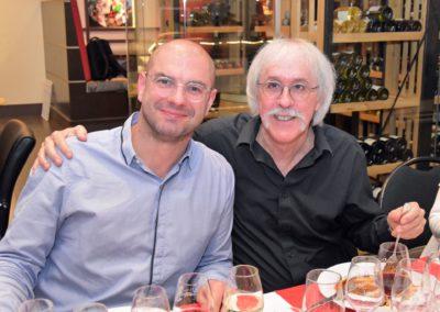 2019-05-02 Ramuntxo Andonegui et notre président, Michel Flamand