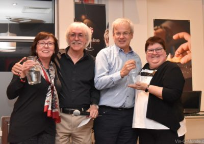 2019-05-02 Félicitations Micheline et Gilbert !