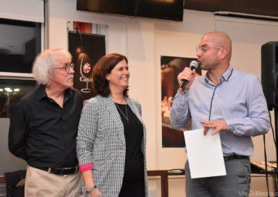 2019-05-02 Lecture du certificat honorifique de Sophie par Ramuntxo Andonegui