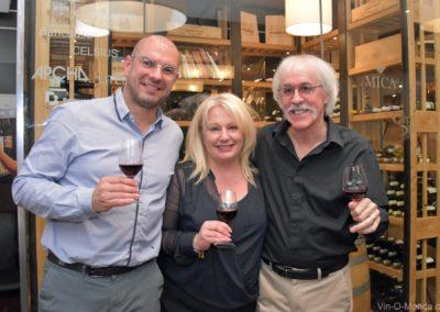 2019-05-02 Ramuntxo Andonegui, Manon Bélanger et notre président, Michel Flamand