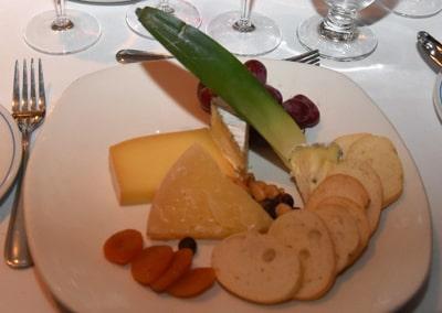 2019-05-17 Assiette de fromages québécois