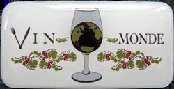 Épinglette de fidélité Vin-O-Monde